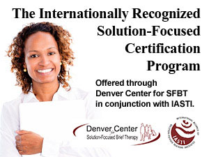 Solution-Focused Certification