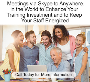 Call for Solution-Focused Agency Training via Skype
